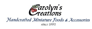 Carolyn's Creations Handcrafted Miniatures